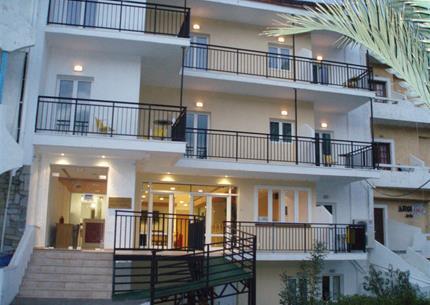 Apartmány Haris