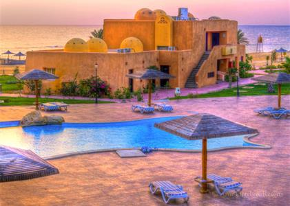 Wadi Lahmy Azur Resort