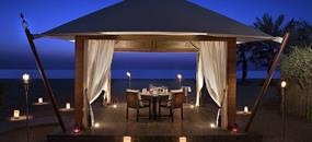 Hotel The Ritz Carlton Ras Al Khaimah, Al Hamra Beach