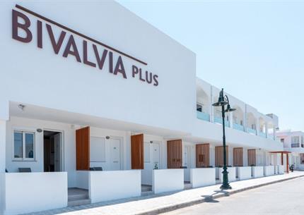 Hotel Bivalvia Beach