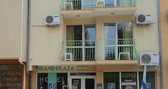 GRAND PLAZA FAMILY HOTEL