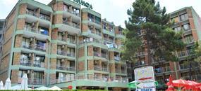 Hotel Nimfa/Rusalka
