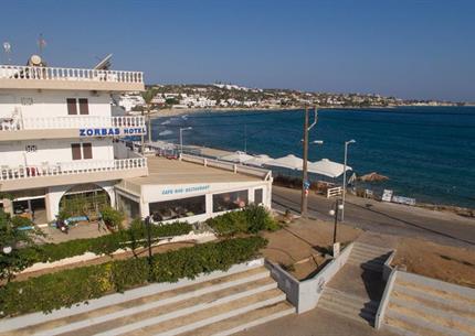 ZORBAS BEACH HOTEL