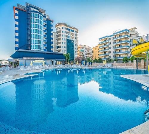 Hotel Arsi Blue Beach (Ex. Kemalhan Beach)