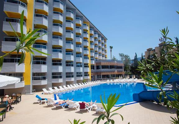 Hotel Simply Fine Alize
