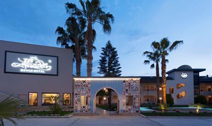 ALAADDIN BEACH HOTEL