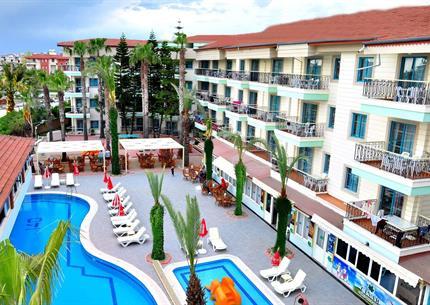 Hotel Cinar Family Suite