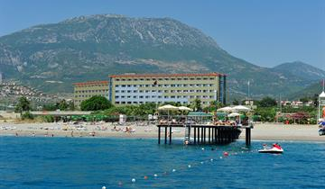Hotel Kirbiyik Resort (ex. Dinler)