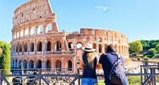 Víkend v Římě