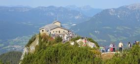 Orlí hnízdo a Salzburg